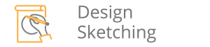 design sketching icon