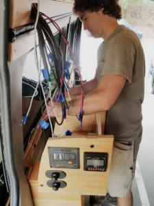 sprinter van conversion wiring