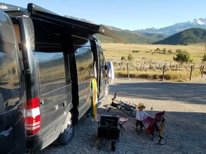 sprinter van conversion awning