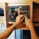 Sprinter Conversion Electrical System breaker panel