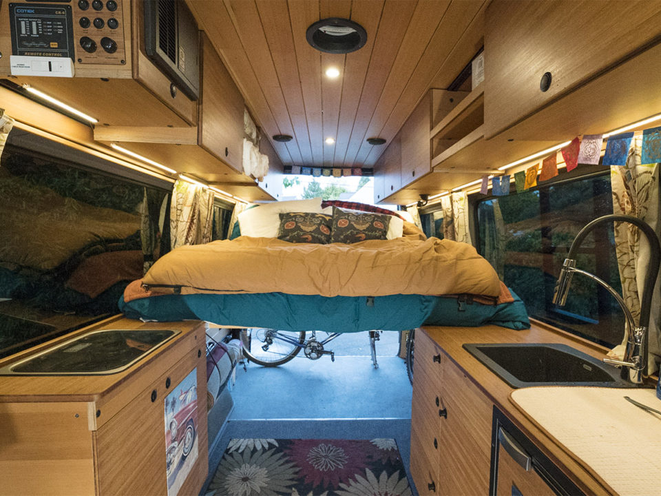 Getting Started With An Epic Sprinter Van Conversion